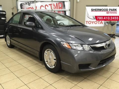 Pre-Owned 2010 Honda Civic Sdn DX-G-NEW TIRES! NEW BRAKE PADS AND ROTORS!! Front Wheel Drive 4 Door Car