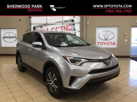 Used 2016 Toyota RAV4 LE All Wheel Drive 4 Door Sport Utility