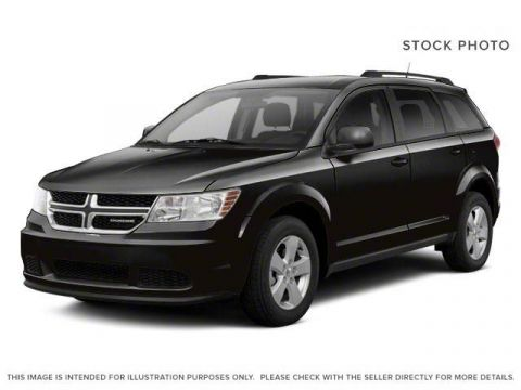 Used 2012 Dodge Journey R/T  All Wheel Drive! All Wheel Drive 4 Door Car