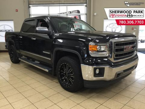 Pre-Owned 2014 GMC Sierra 1500 SLT-CLEARANCE!! ORIGINAL RIMS!! Four Wheel Drive 4 Door Pickup