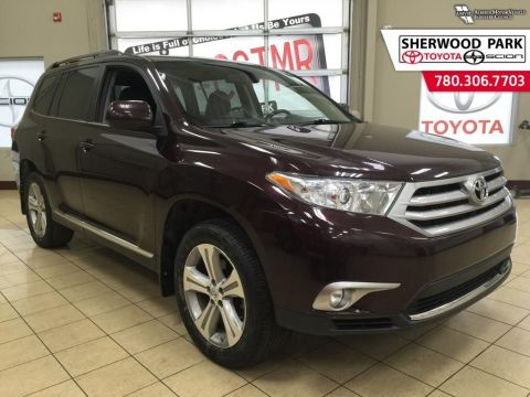 Pre-Owned 2013 Toyota Highlander SPORT-PRICE TO GO!! All Wheel Drive 4 Door Sport Utility