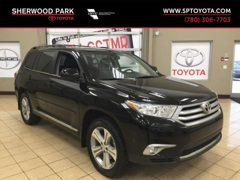 Pre-Owned 2013 Toyota Highlander Sport All Wheel Drive 4 Door Sport Utility