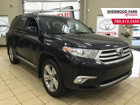 Pre-Owned 2012 Toyota Highlander SPORT All Wheel Drive 4 Door Sport Utility