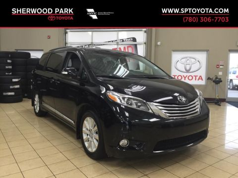 Certified Pre-Owned 2015 Toyota Sienna Limited-NEW TIRES!! All Wheel Drive 4 Door Mini-Van Passenger