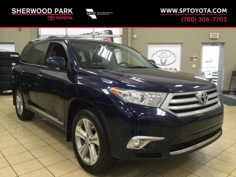 Pre-Owned 2013 Toyota Highlander Limited All Wheel Drive 4 Door Sport Utility