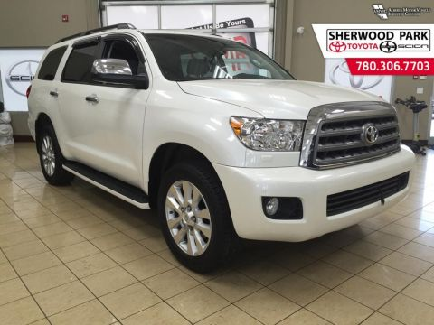 Certified Pre-Owned 2014 Toyota Sequoia Platinum-CLEARANCE!! Four Wheel Drive 4 Door Sport Utility