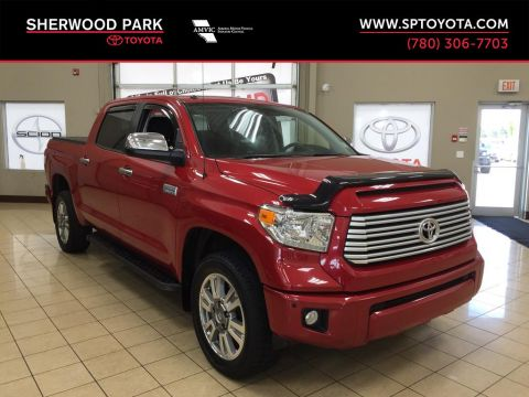 Used 2014 Toyota Tundra Platinum Clearance Special Pricing!!! :) :) Four Wheel Drive 4 Door Pickup