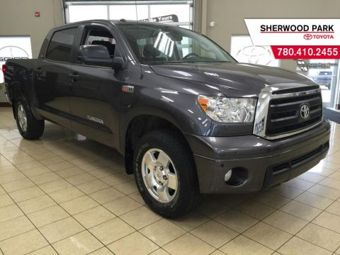 Certified Pre-Owned 2013 Toyota Tundra TRD OFF-ROAD- LOW KMS!! Four Wheel Drive 4 Door Pickup