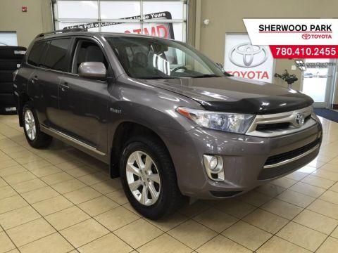 Pre-Owned 2011 Toyota Highlander Hybrid  All Wheel Drive 4 Door Sport Utility
