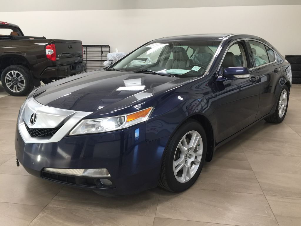 Pre-Owned 2009 Acura TL