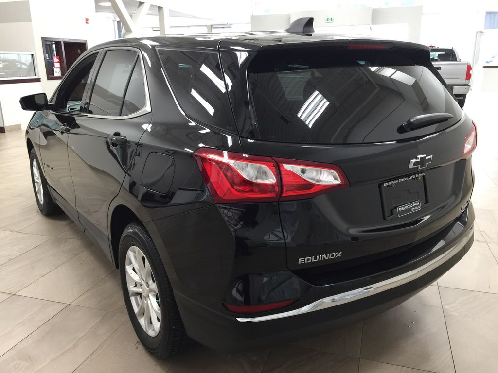 Pre-Owned 2019 Chevrolet Equinox LT AWD