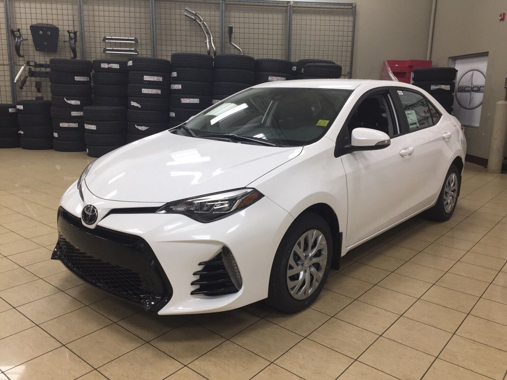 New 2019 Toyota Corolla Se 4 Door Car In Sherwood Park Co96472 2010 S Tinted Window