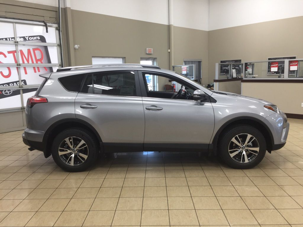 New 2018 Toyota Rav4 Le 4 Door Sport Utility In Sherwood