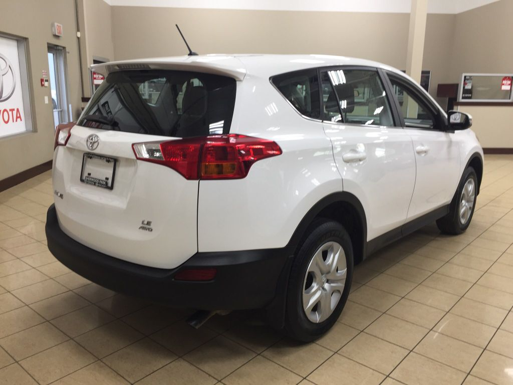 Certified Pre-Owned 2015 Toyota RAV4 All Wheel Drive-Clean History-One Owner!