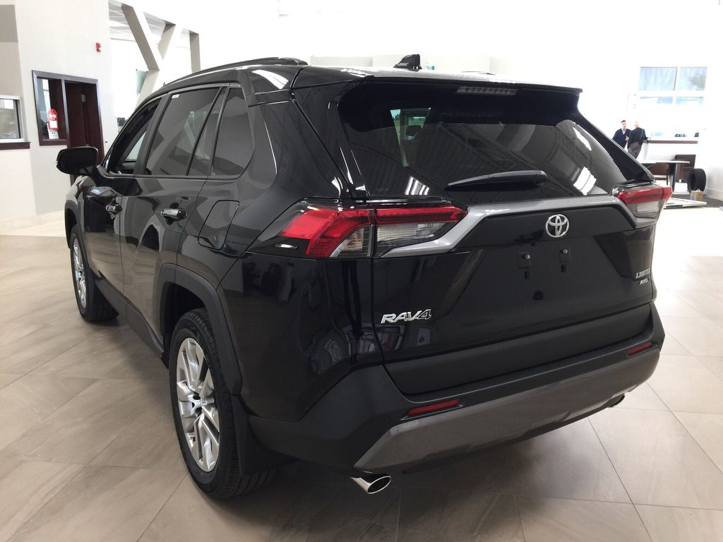 New 2019 Toyota RAV4 Limited All Wheel Drive 4 Door Sport Utility