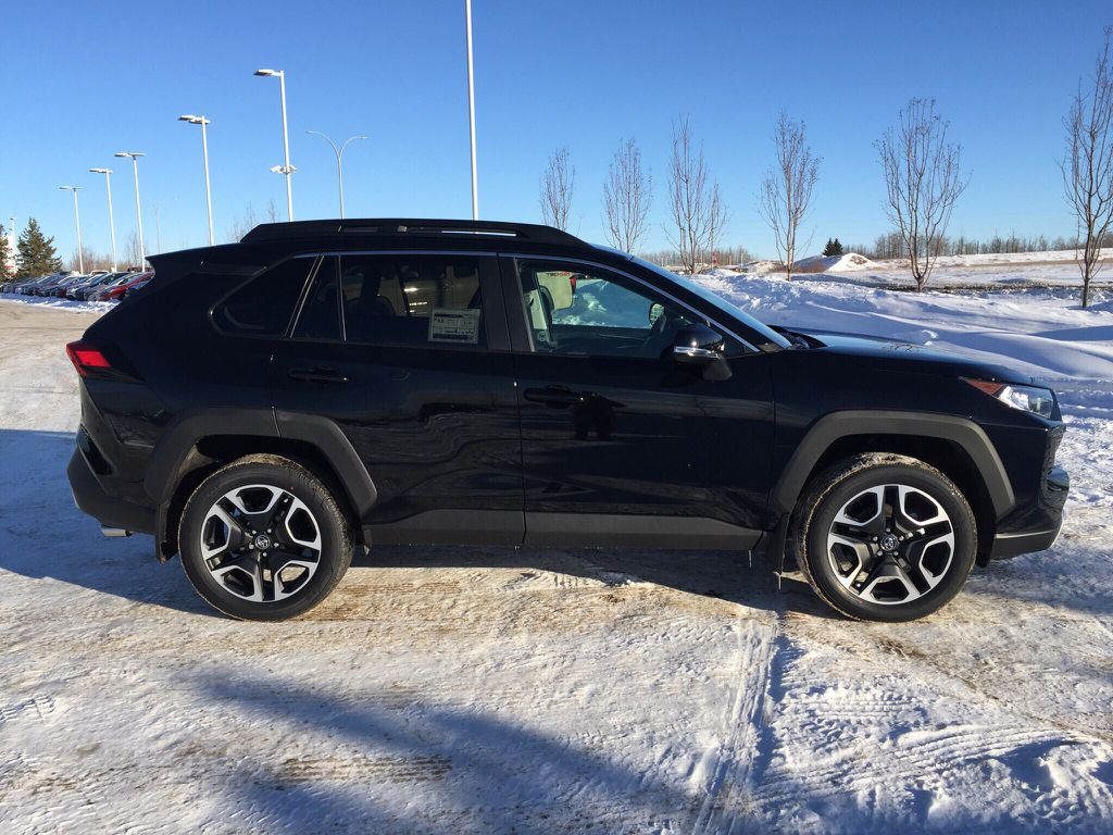 New 2019 Toyota RAV4 Trail