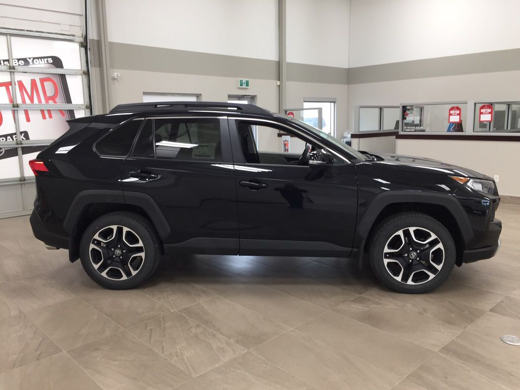 New 2020 Toyota RAV4 Trail
