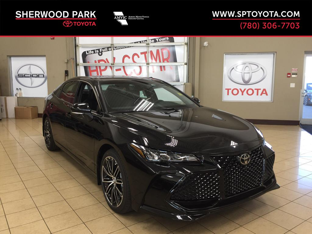 New 2019 Toyota Avalon Xse 4 Door Car In Sherwood Park Av92649