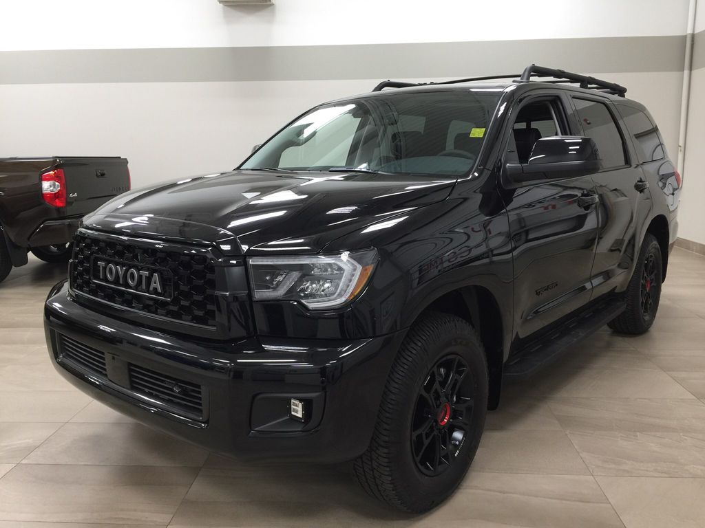 New 2020 Toyota Sequoia TRD Pro 4 Door Sport Utility in ...