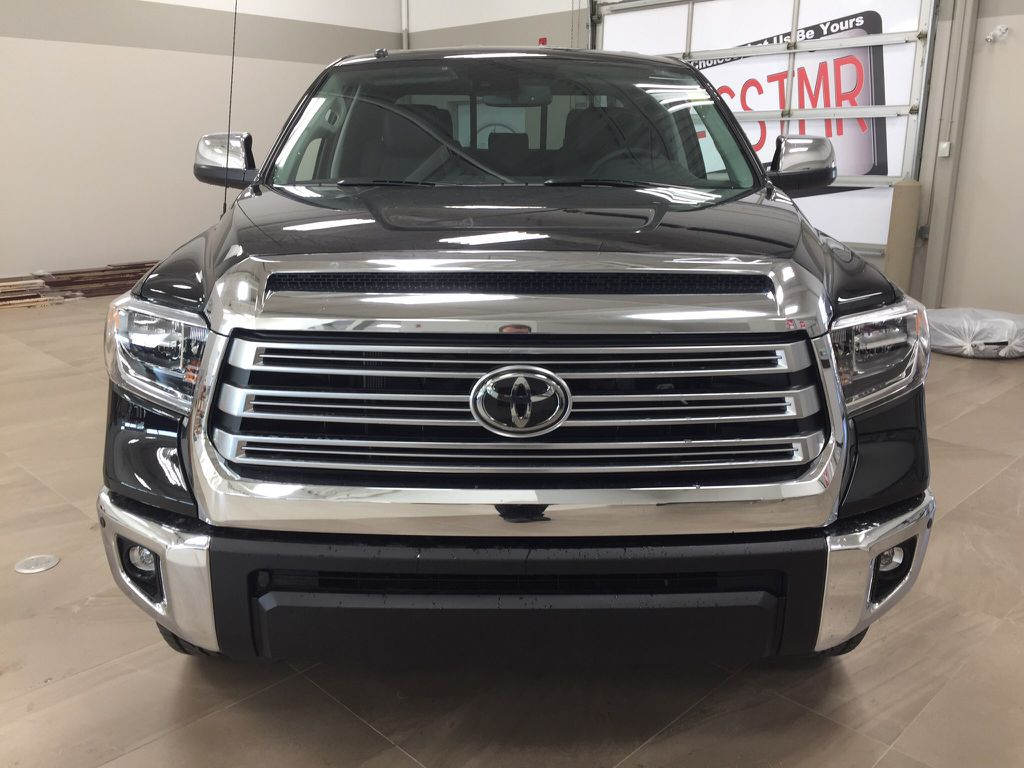 New 2019 Toyota Tundra Limited Four Wheel Drive 4 Door Pickup