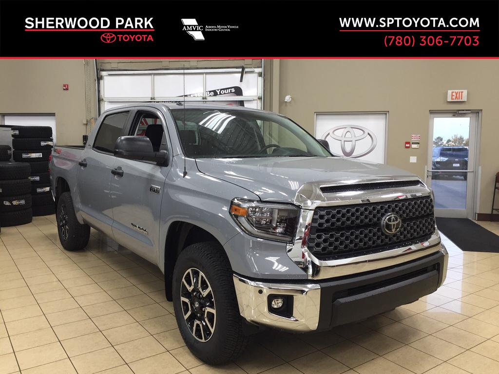 New 2018 Toyota Tundra Trd Off Road 4 Door Pickup In