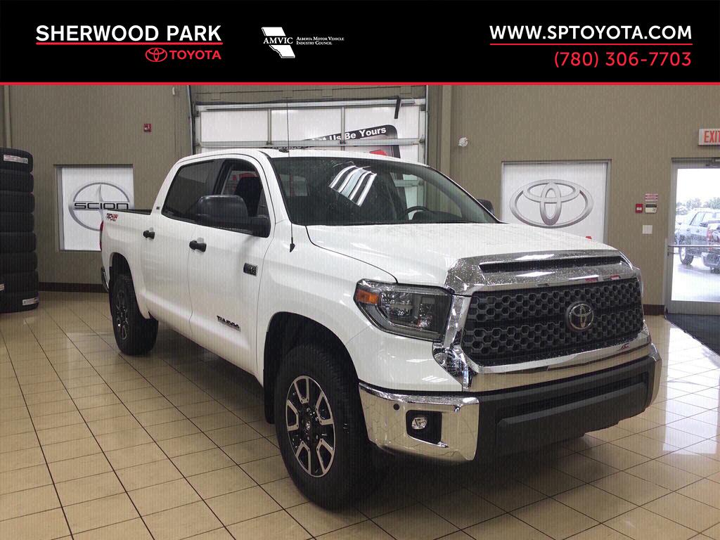 New 2019 Toyota Tundra TRD Off-Road