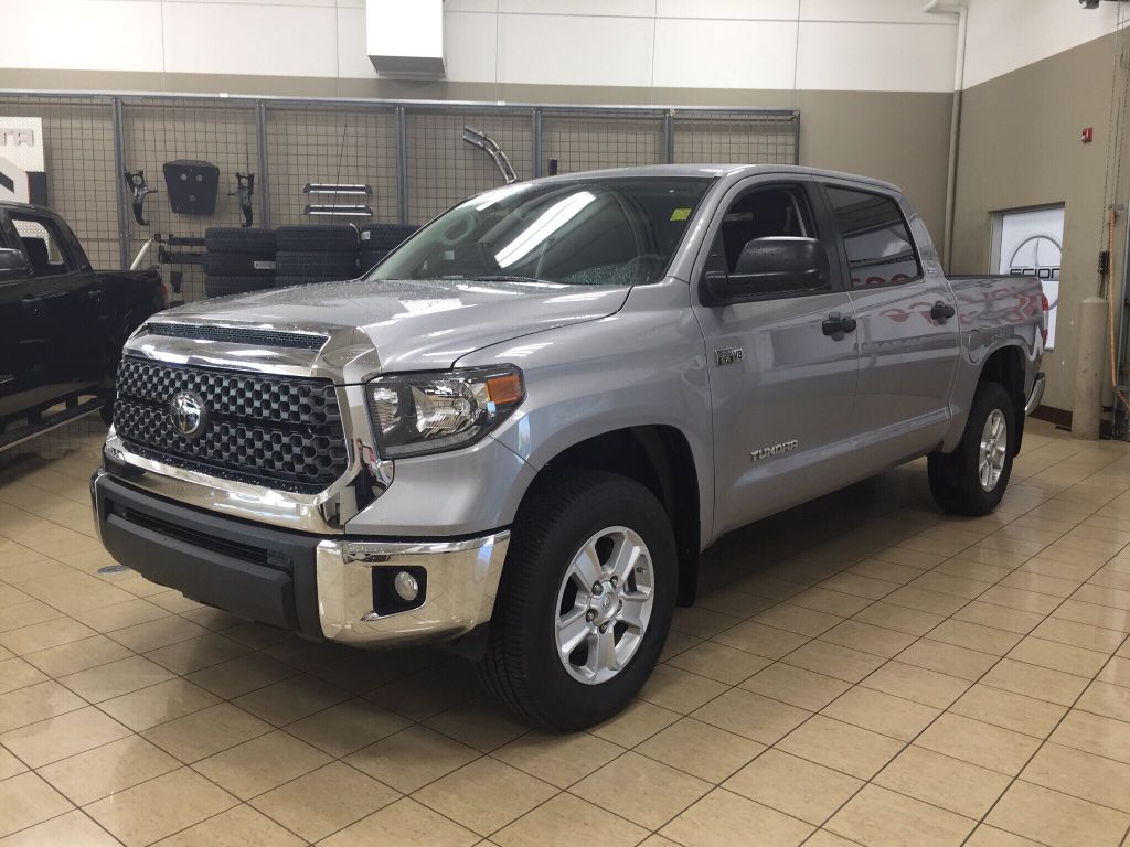 New 2018 Toyota Tundra Sr5 4 Door Pickup In Sherwood Park