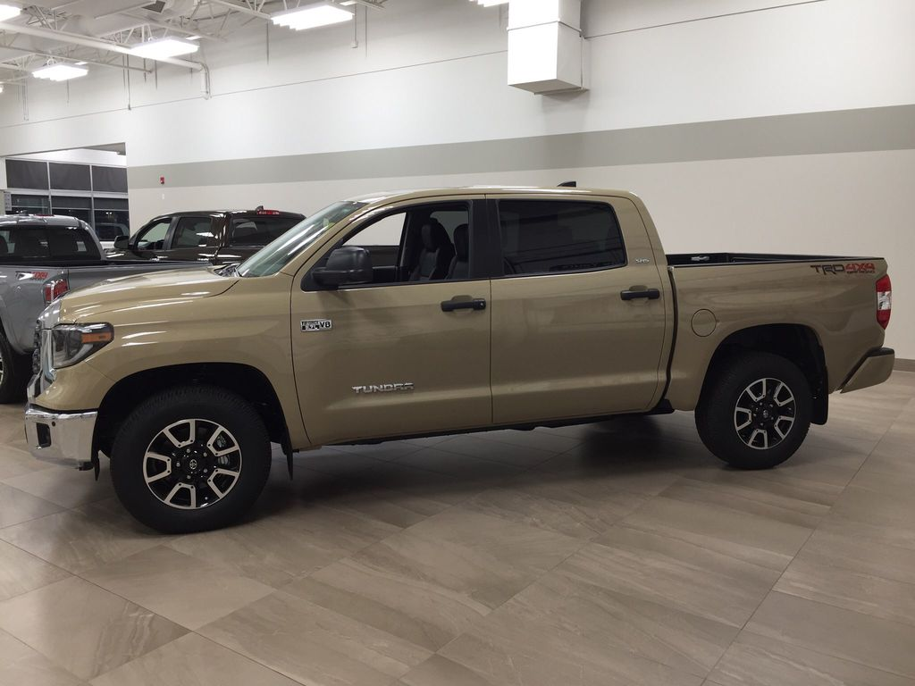 New 2020 Toyota Tundra TRD Off-Road Premium