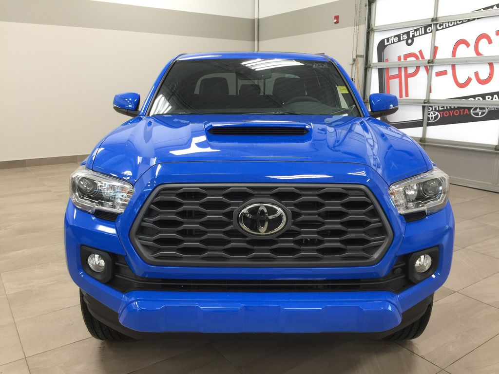 New 2020 Toyota Tacoma TRD Sport Upgrade