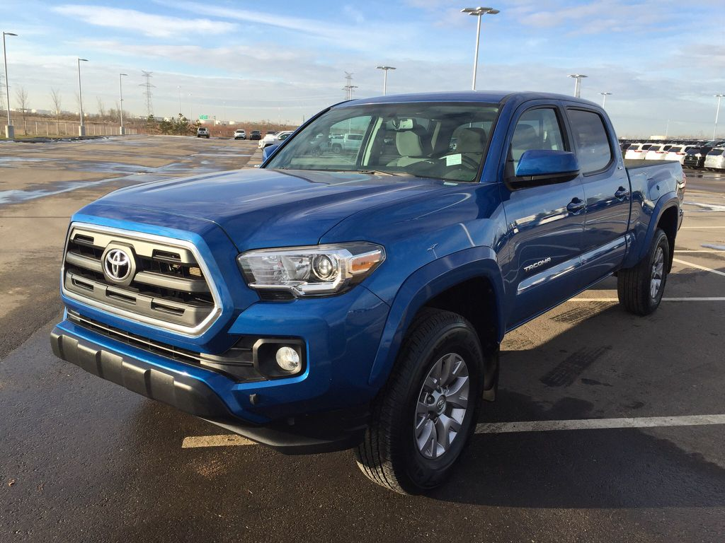 certified used 2016 toyota tacoma like new condition certified toyota 4 door pickup in sherwood. Black Bedroom Furniture Sets. Home Design Ideas