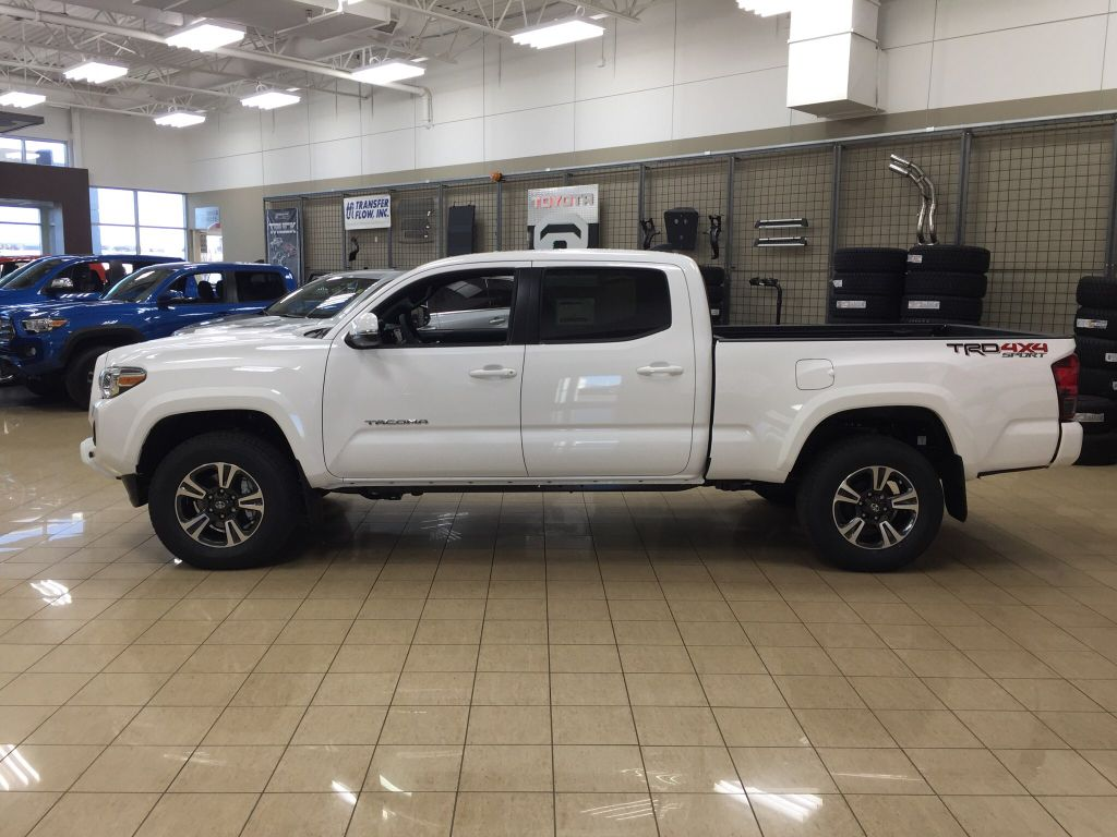 New 2018 Toyota Tacoma Trd Sport 4 Door Pickup In Sherwood