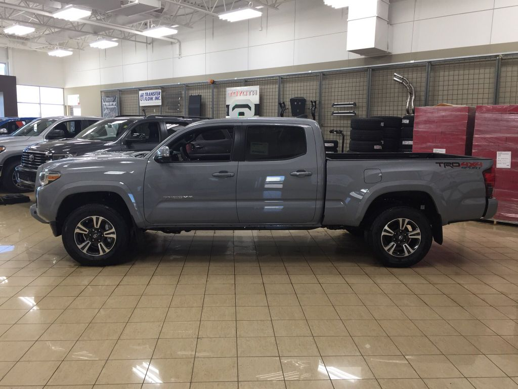 New 2018 Toyota Tacoma TRD Sport Upgrade 4 Door Pickup in ...