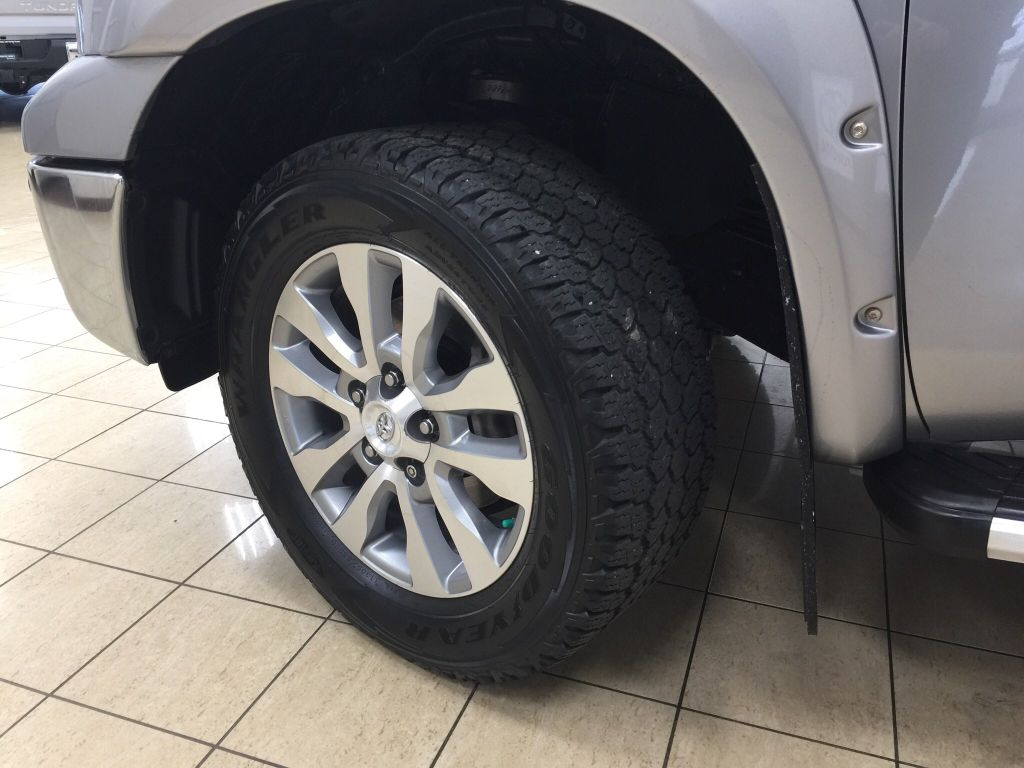 Pre-Owned 2012 Toyota Tundra Platinum