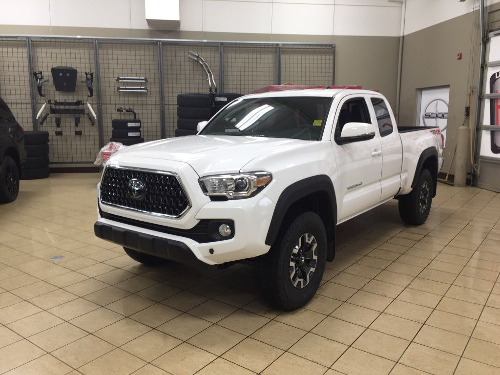 pickup sport toyota tocoma trd wheel door drive tacoma in upgrade four sherwood new inventory