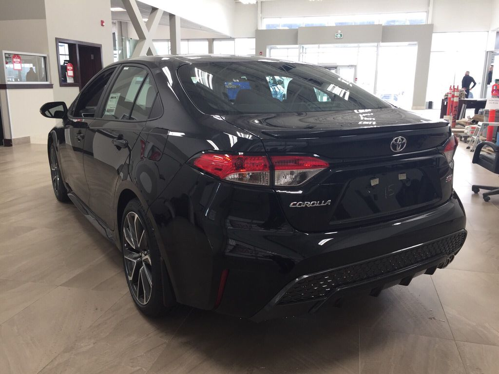 New 2020 Toyota Corolla SE Upgrade