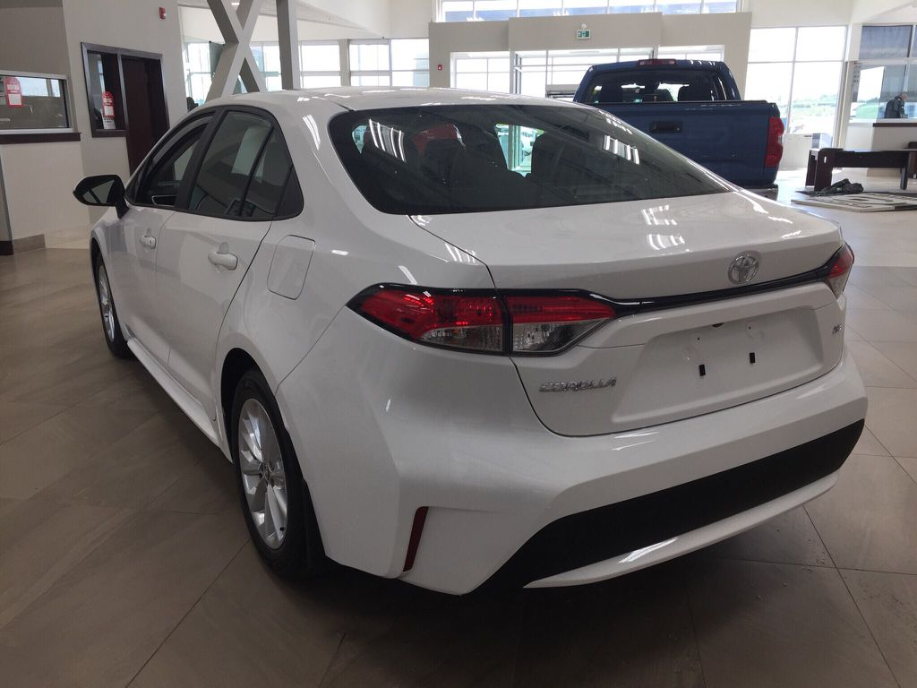 New 2020 Toyota Corolla LE Upgrade