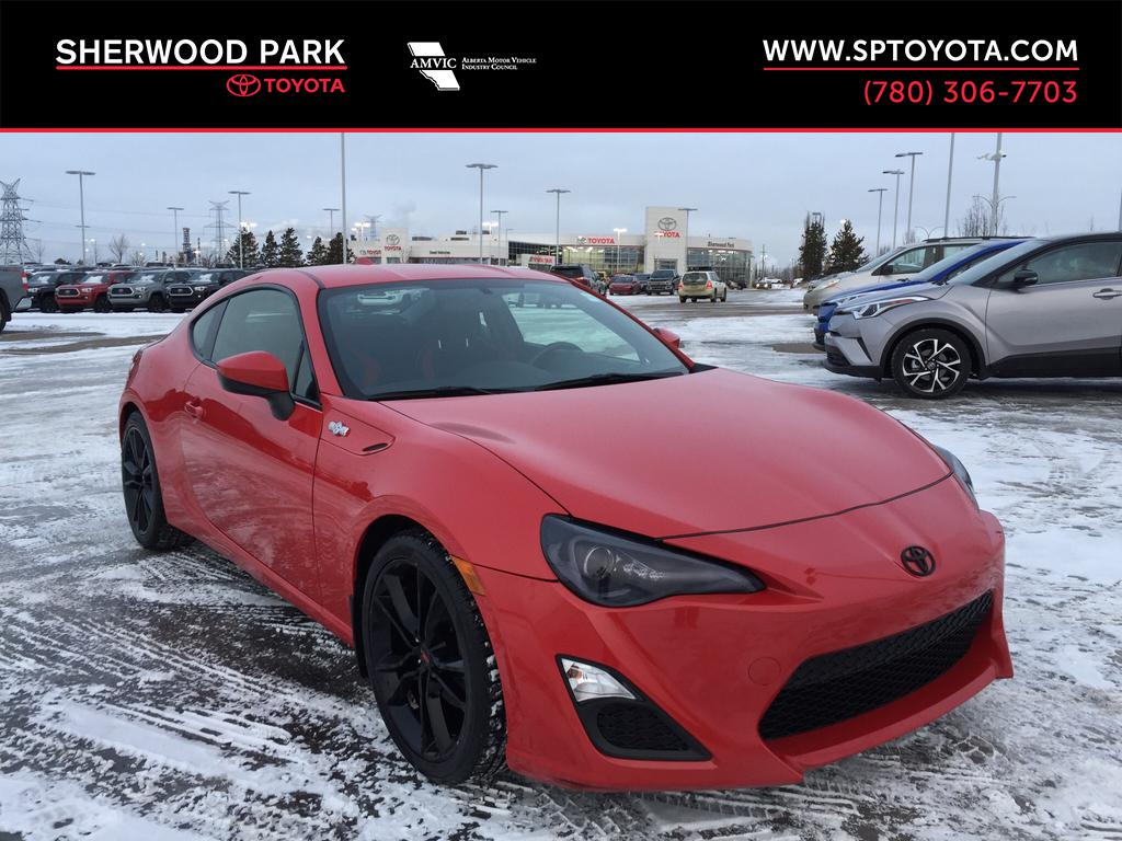 Pre-Owned 2016 Scion FR-S