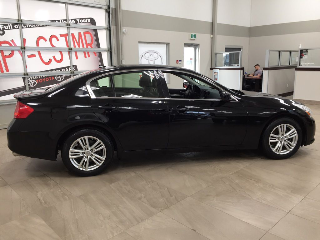 Pre-Owned 2013 INFINITI G37 Sedan Sport AWD