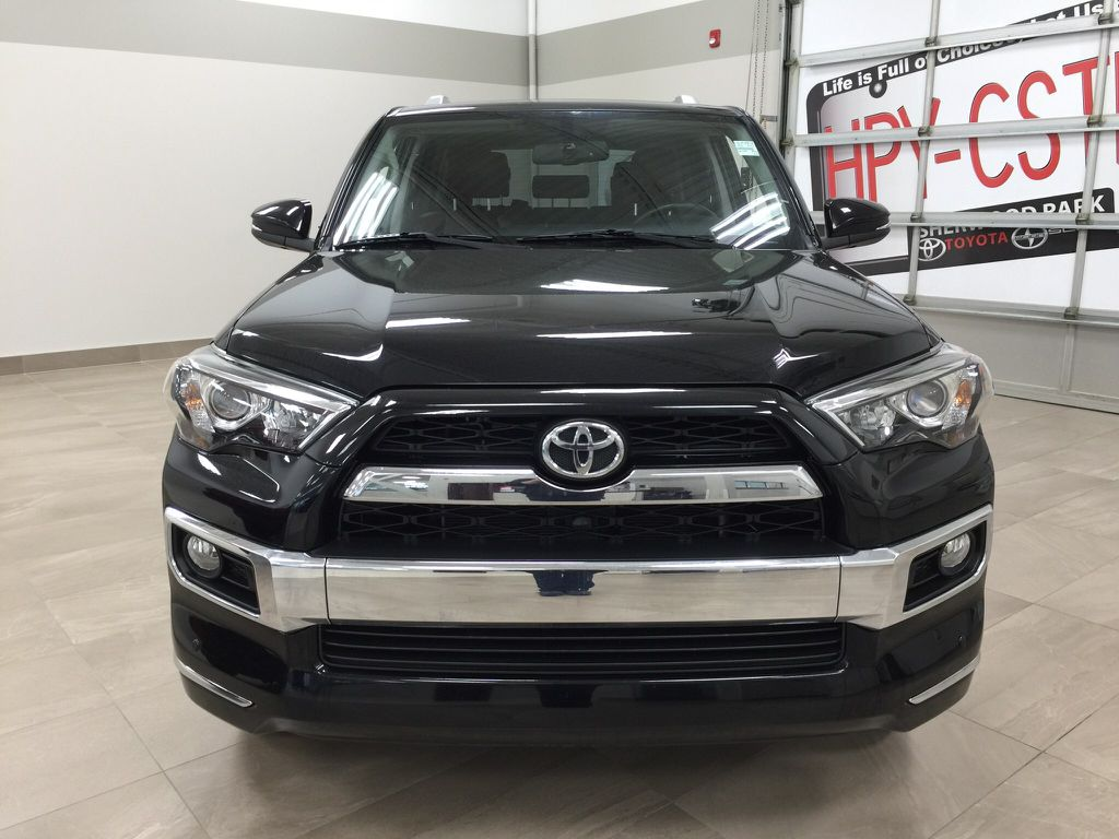 Certified Pre-Owned 2016 Toyota 4Runner Limited-Navigation, Satellite Radio, Push Button Start