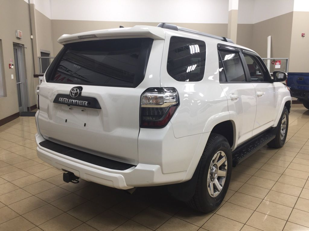 used 2016 toyota 4runner trail edition 4 door sport. Black Bedroom Furniture Sets. Home Design Ideas