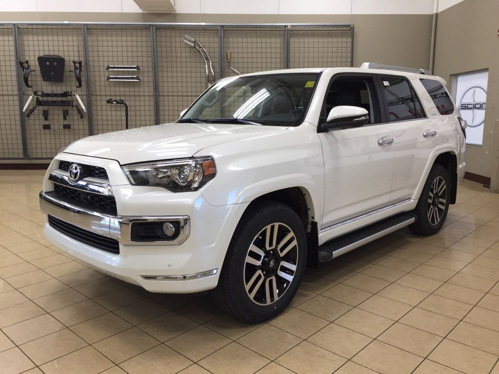 new 2017 toyota 4runner limited 4 door sport utility in sherwood park 4r72556 sherwood park. Black Bedroom Furniture Sets. Home Design Ideas