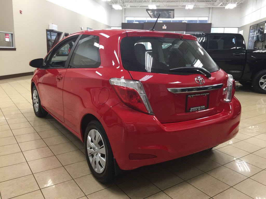 Certified pre owned 2014 toyota yaris ce automatic