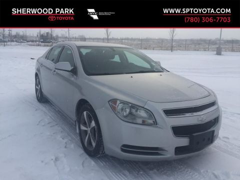 Pre-Owned 2011 Chevrolet Malibu LT-Accident Free-Great Condition!
