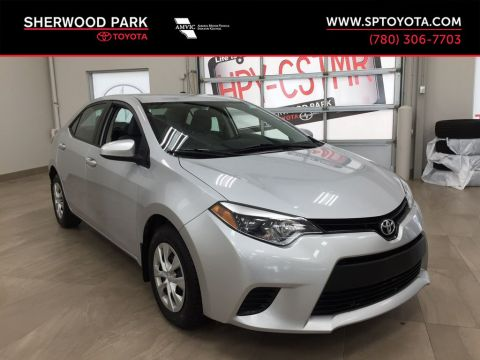 Pre-Owned 2015 Toyota Corolla CE