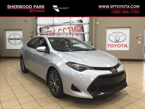 New 2019 Toyota Corolla LE Upgrade