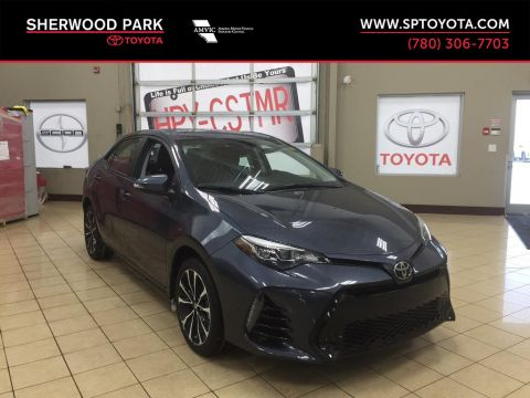 New 2019 Toyota Corolla SE Upgrade