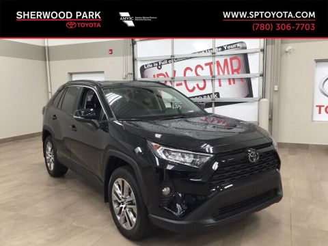 New 2020 Toyota RAV4 XLE Premium All Wheel Drive 4 Door Sport Utility