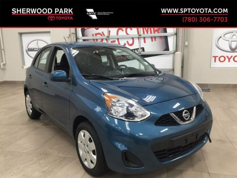 Pre-Owned 2015 Nissan Micra SV