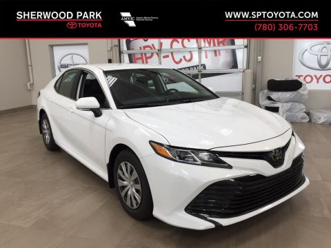2018 Toyota Camry Overview - Sherwood Park Toyota