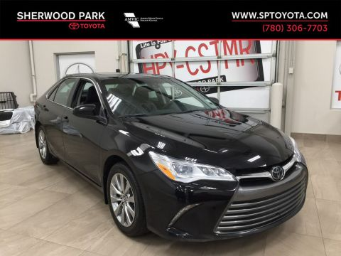 Certified Pre-Owned 2017 Toyota Camry XLE V6